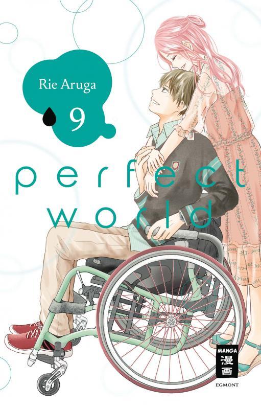 Cover-Bild Perfect World 09