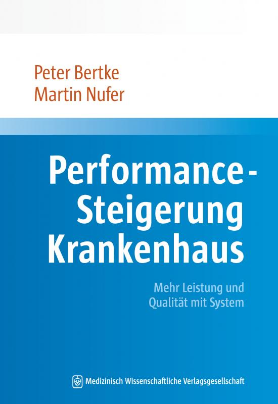 Cover-Bild Performance-Steigerung Krankenhaus