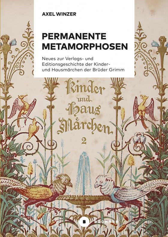 Cover-Bild Permanente Metamorphosen