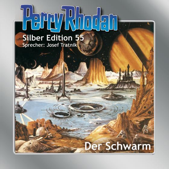 Cover-Bild Perry Rhodan Silber Edition 55: Der Schwarm