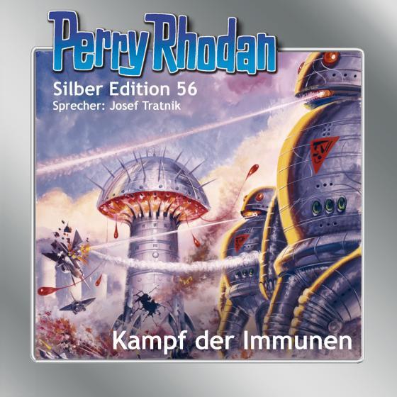 Cover-Bild Perry Rhodan Silber Edition 56: Kampf der Immunen