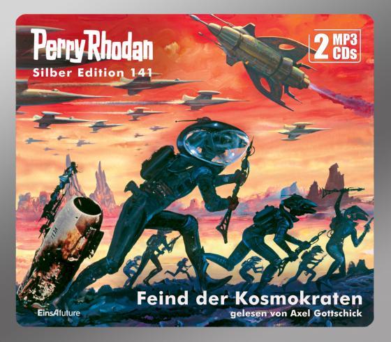 Cover-Bild Perry Rhodan Silber Edition (MP3 CDs) 141:Feind der Kosmokraten