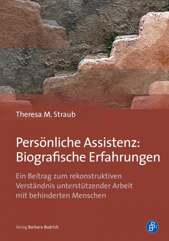 Cover-Bild Persönliche Assistenz: Biografische Erfahrungen