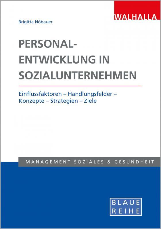 Cover-Bild Personalentwicklung in Sozialunternehmen