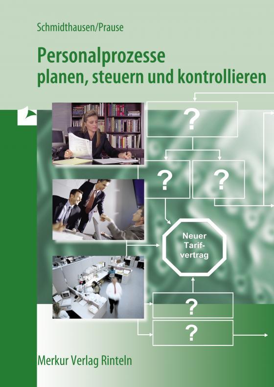 Cover-Bild Personalprozesse planen, steuern und kontrollieren
