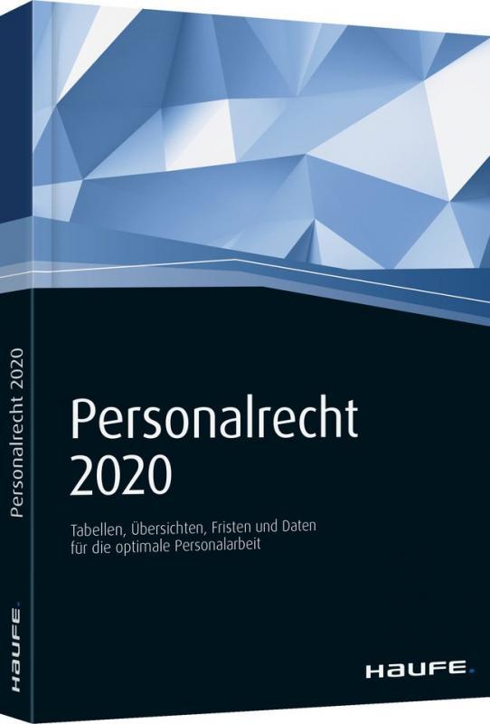 Cover-Bild Personalrecht 2020