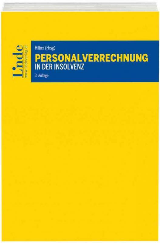 Cover-Bild Personalverrechnung in der Insolvenz