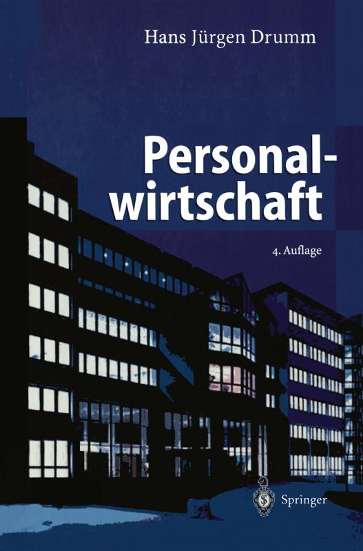 Cover-Bild Personalwirtschaft
