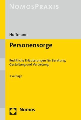 Cover-Bild Personensorge