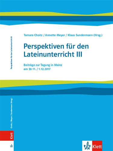 Cover-Bild Perspektiven für den Lateinunterricht III