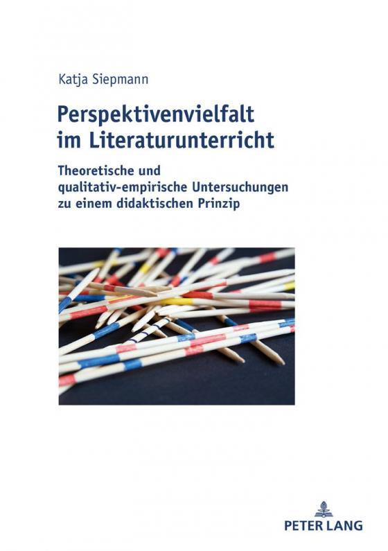 Cover-Bild Perspektivenvielfalt im Literaturunterricht