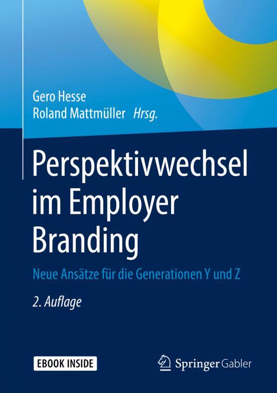 Cover-Bild Perspektivwechsel im Employer Branding
