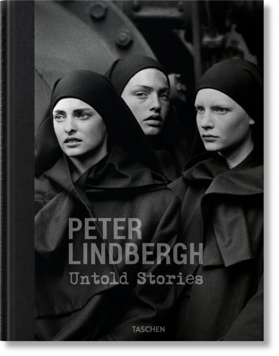 Cover-Bild Peter Lindbergh. Untold Stories