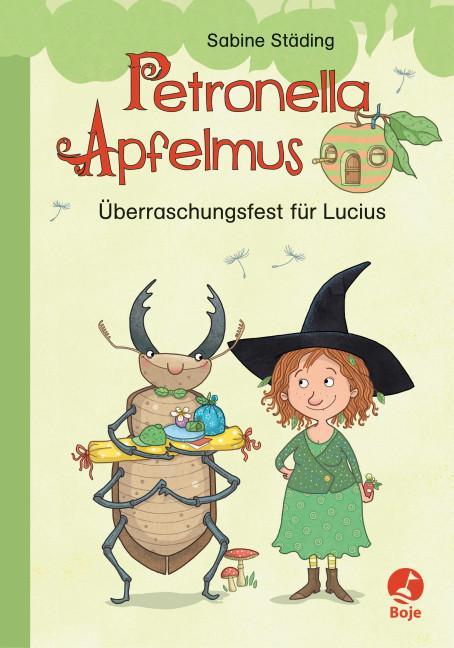 Cover-Bild Petronella Apfelmus - Überraschungsfest für Lucius