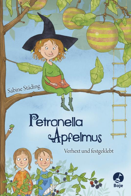 Cover-Bild Petronella Apfelmus - Verhext und festgeklebt