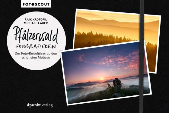 Cover-Bild Pfälzerwald fotografieren