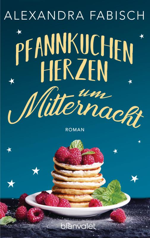 Cover-Bild Pfannkuchenherzen um Mitternacht