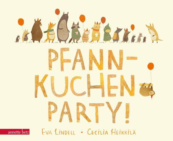 Cover-Bild Pfannkuchenparty!
