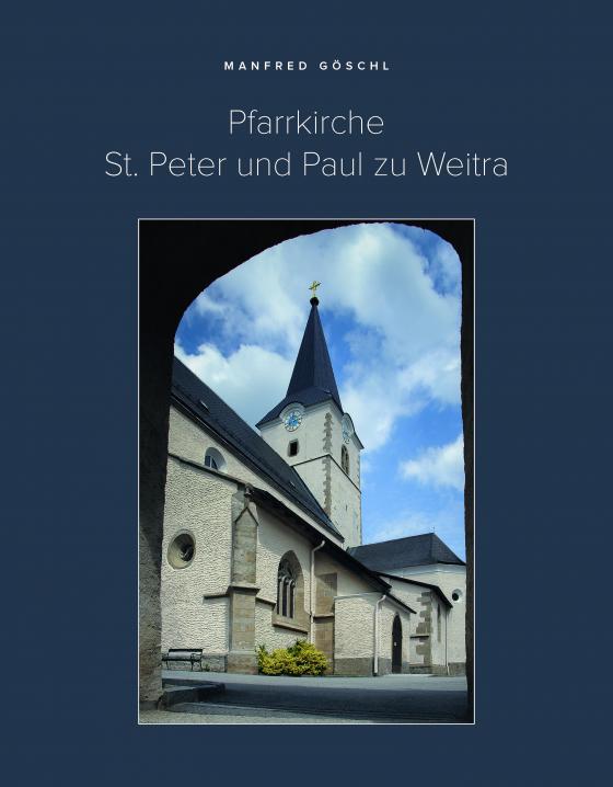 Cover-Bild Pfarrkirche St. Peter und Paul zu Weitra