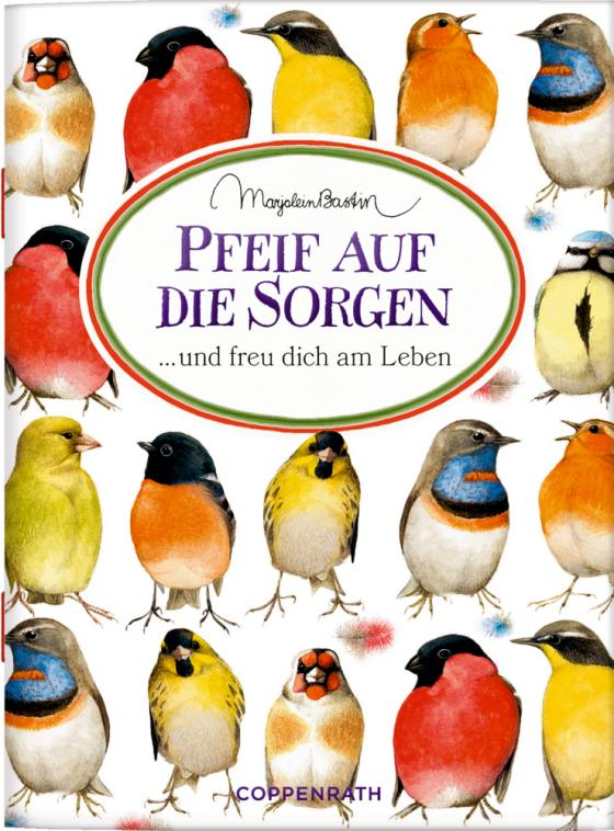Cover-Bild Pfeif auf die Sorgen