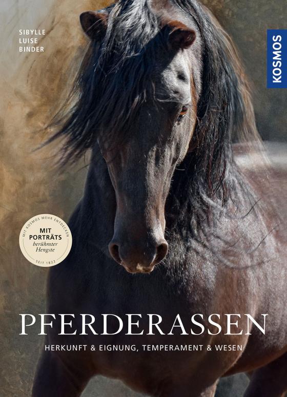 Cover-Bild Pferderassen