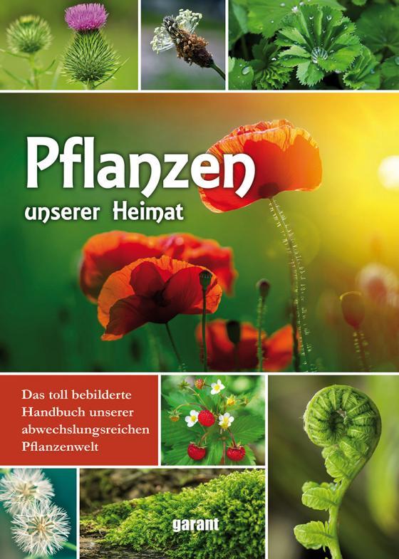 Cover-Bild Pflanzen unserer Heimat