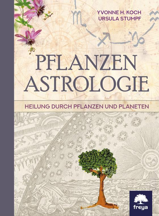 Cover-Bild Pflanzenastrologie