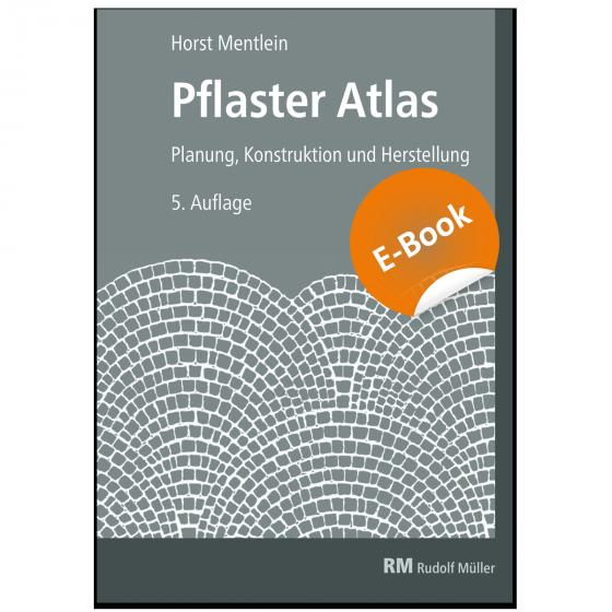 Cover-Bild Pflaster Atlas - E-Book (PDF)