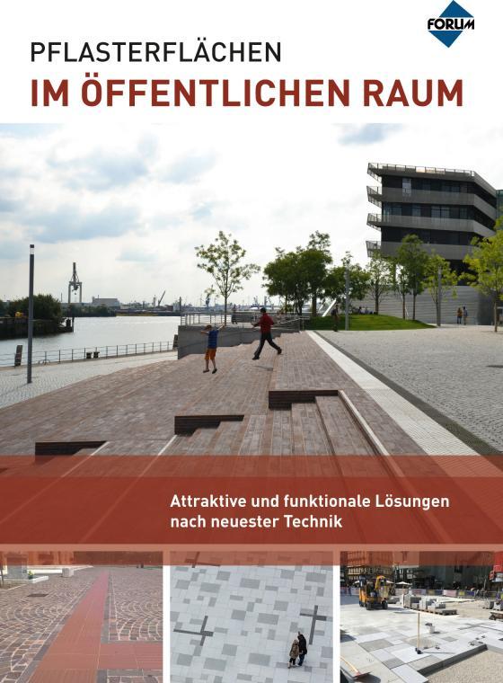 Cover-Bild Pflasterflächen im öffentlichen Raum