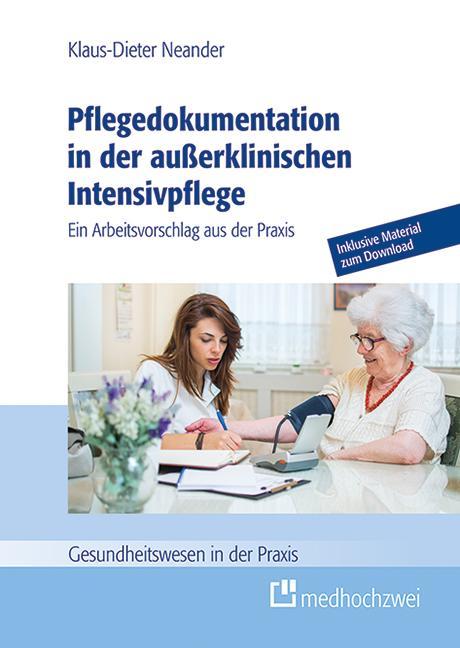 Cover-Bild Pflegedokumentation in der außerklinischen Intensivpflege