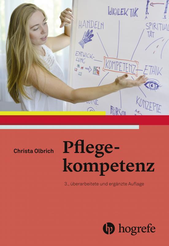 Cover-Bild Pflegekompetenz