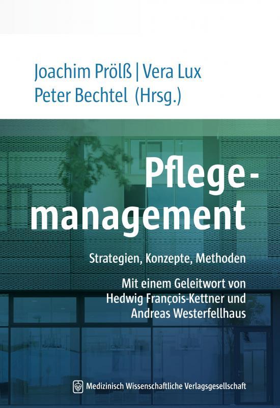 Cover-Bild Pflegemanagement