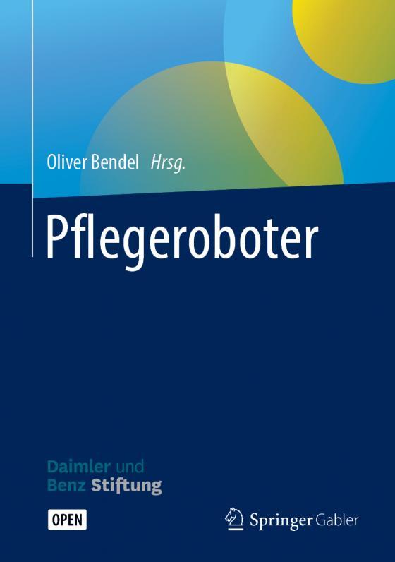 Cover-Bild Pflegeroboter