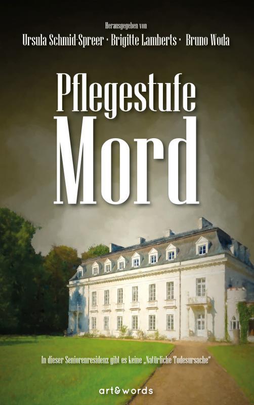 Cover-Bild Pflegestufe Mord