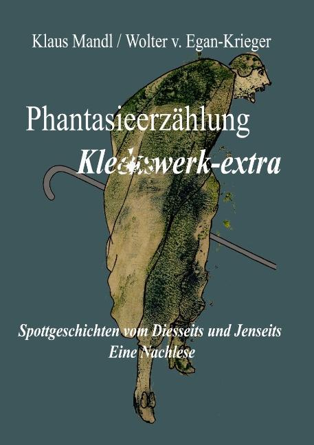 Cover-Bild Phantasieerzählung Kleckswerk-extra