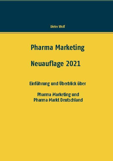 Cover-Bild Pharma Marketing