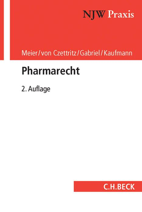 Cover-Bild Pharmarecht