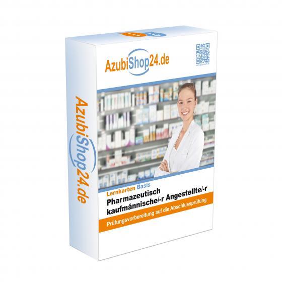 Cover-Bild Pharmazeutisch kaufmännische /r Angestellte /r Prüfungsvorbereitung E-Book