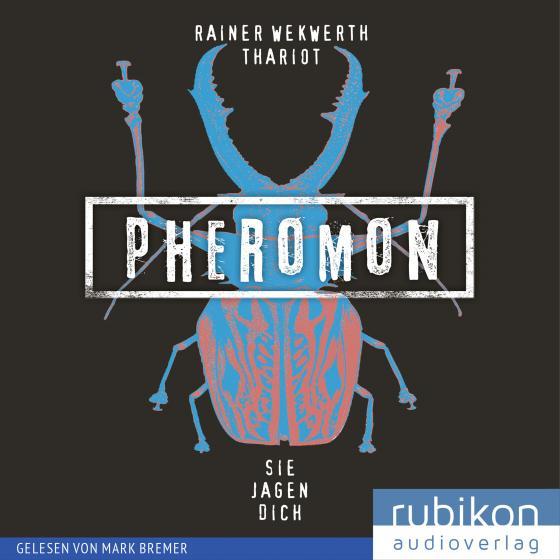 Cover-Bild Pheromon (3). Sie jagen dich