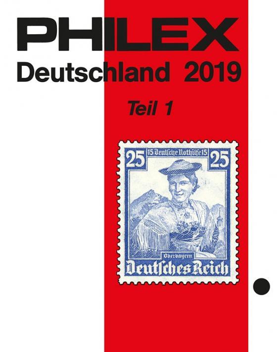 Cover-Bild PHILEX Deutschland 2019 Teil 1