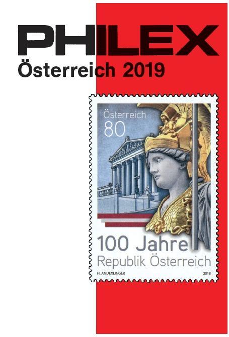 Cover-Bild PHILEX Österreich 2019