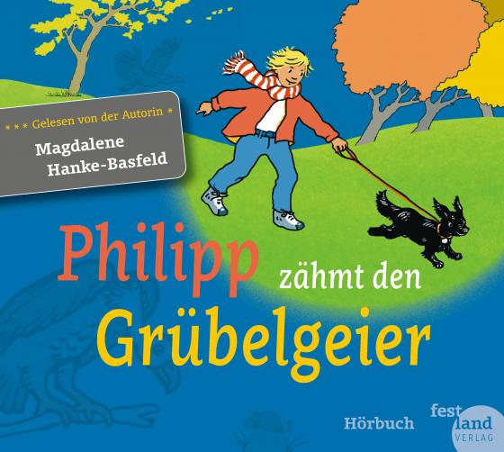 Cover-Bild Philipp zähmt den Grübelgeier