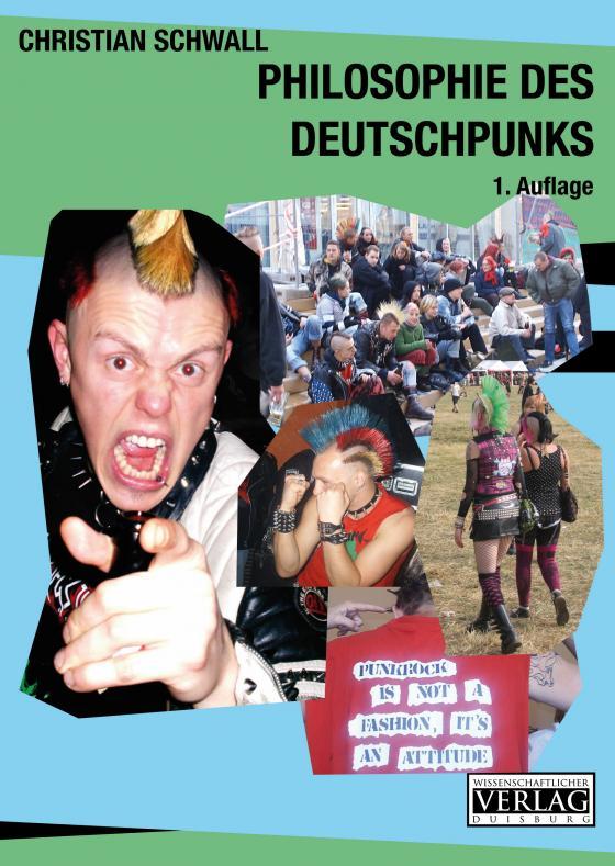 Cover-Bild Philosophie des DeutschPunks