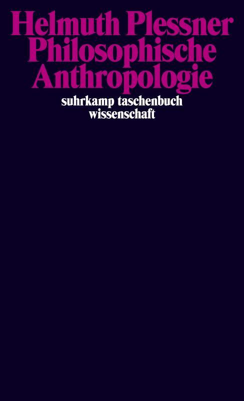 Cover-Bild Philosophische Anthropologie
