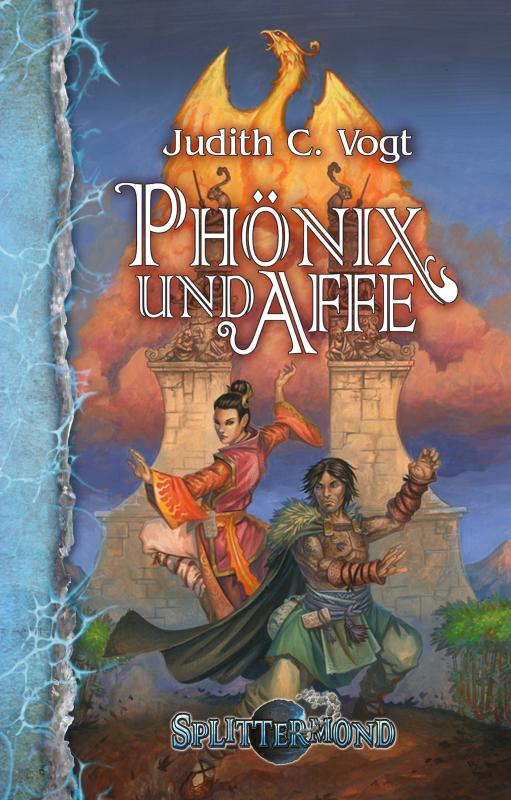 Cover-Bild Phönix und Affe