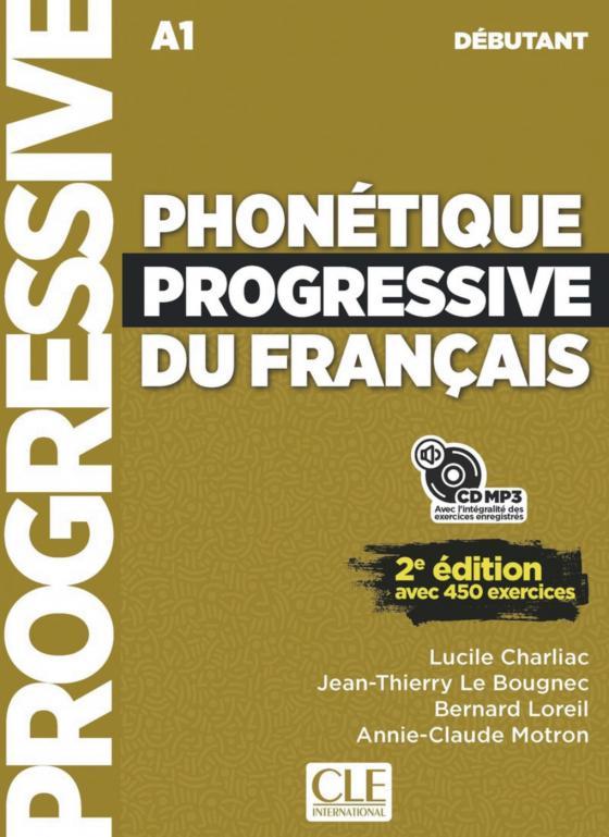 Cover-Bild Phonétique progressive du français
