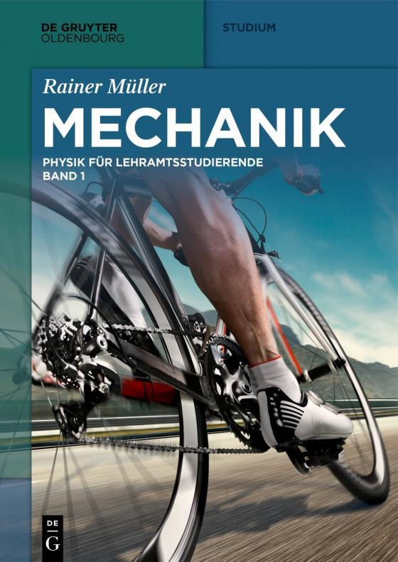Cover-Bild Physik für Lehramtsstudierende / Mechanik