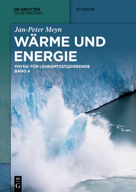 Cover-Bild Physik für Lehramtsstudierende / Wärme und Energie