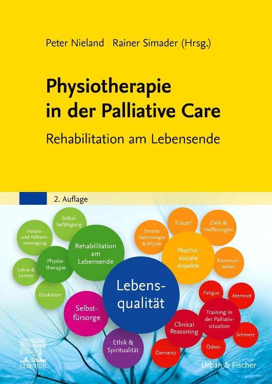 Cover-Bild Physiotherapie in der Palliative Care