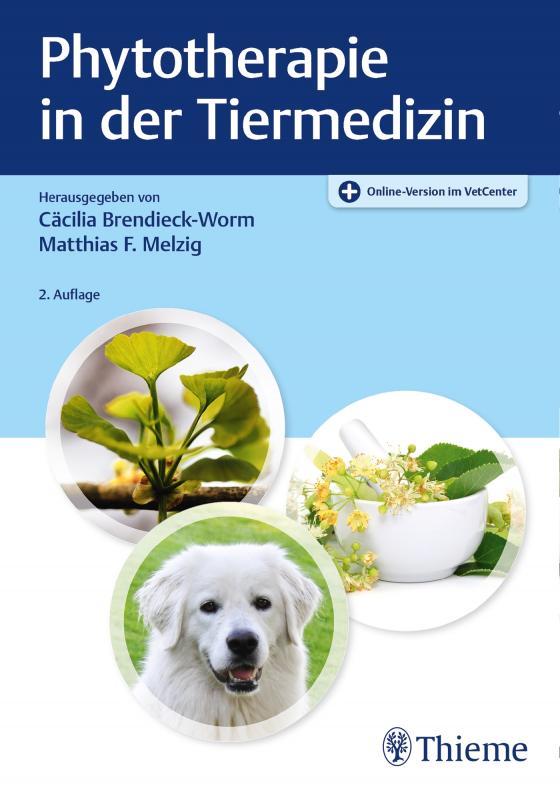 Cover-Bild Phytotherapie in der Tiermedizin
